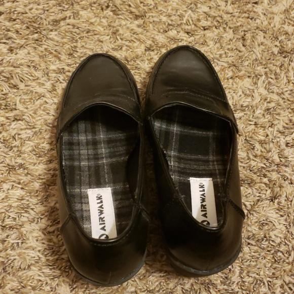 Airwalk Shoes - Air walk heeled loafers